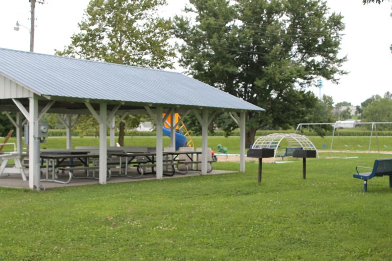 Picnic Shelter Area