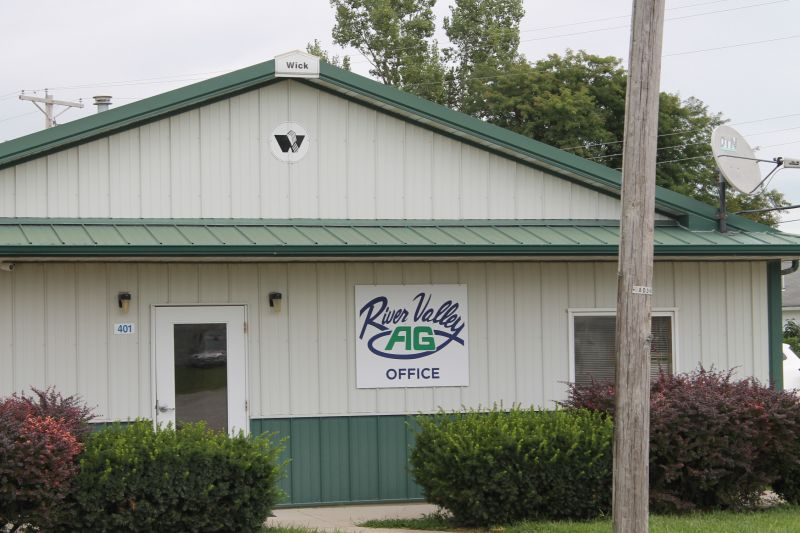 River Valley Ag Office located at 401 E. Warren Street